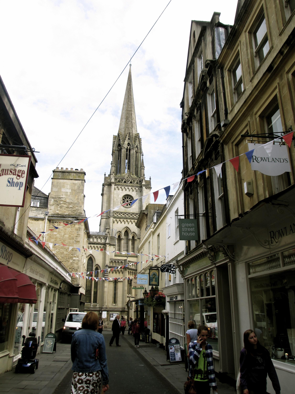 2 days in Bath