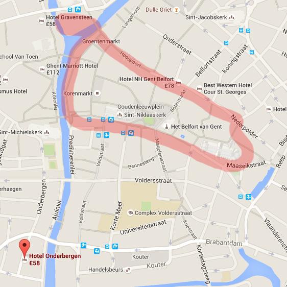 ghentmap